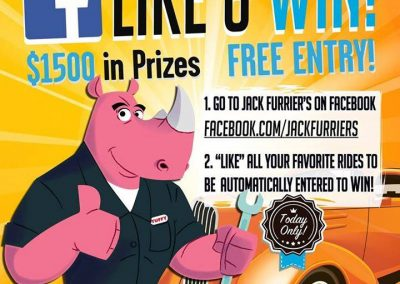 Like and Win Contest